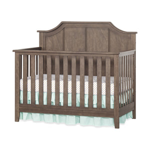 Child Craft Rylan 4-in-1 Convertible Baby Crib in Cocoa Bean
