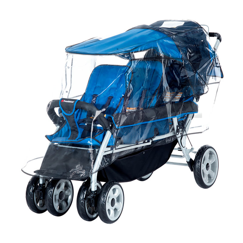 Foundations LX3 Stroller Rain Cover