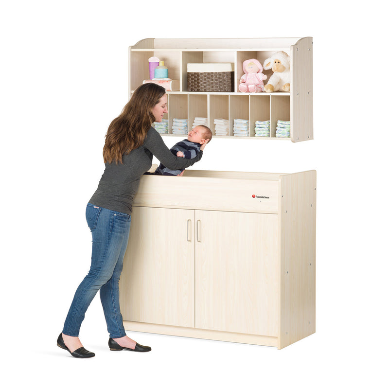 Foundations SafetyCraft Child Care Changing Table