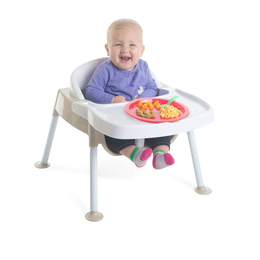 "Foundations Secure Sitter Child Care Feeding Chair - 9"" Seat Height"