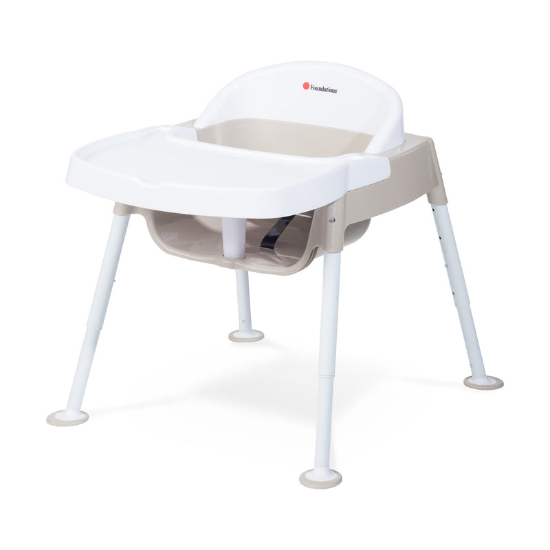 Foundations Secure Sitter Premier Child Care Adjustable Feeding Chair (3 Pack)