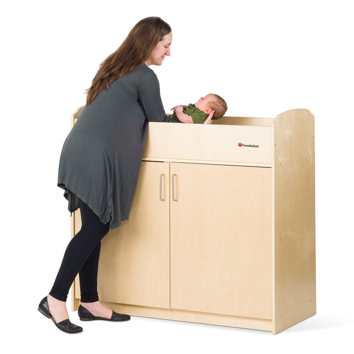 Foundations Serenity Changing Table