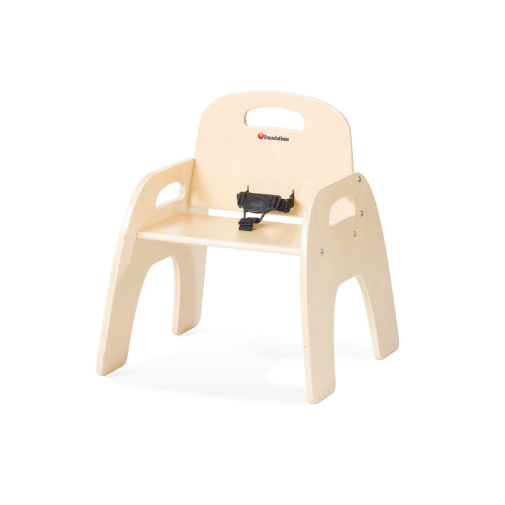 "Foundations Simple Sitter Child Care Chair - 11"" Seat Height"
