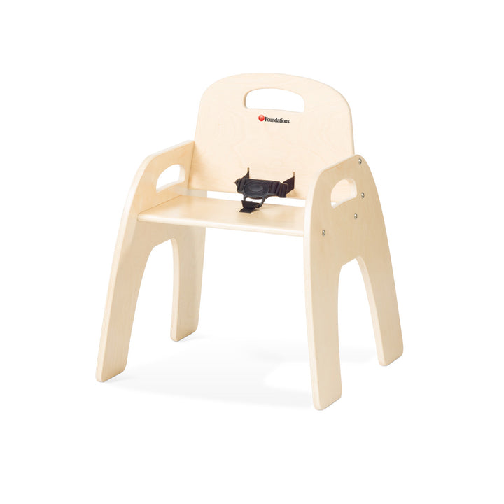 "Foundations Simple Sitter Child Carev Chair - 13"" Seat Height"