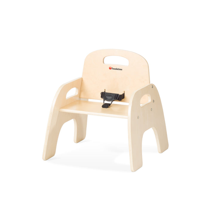 "Foundations Simple Sitter Child Care Chair - 9"" Seat Height"