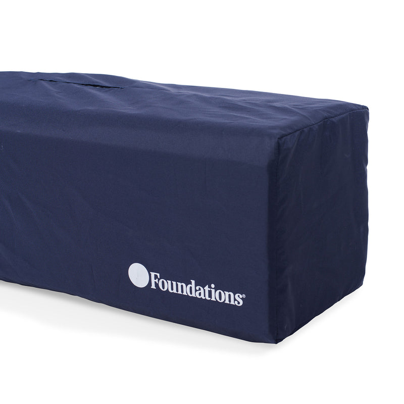Foundations SnugFresh Celebrity Portable Travel Yard - Regatta (Cover Included)