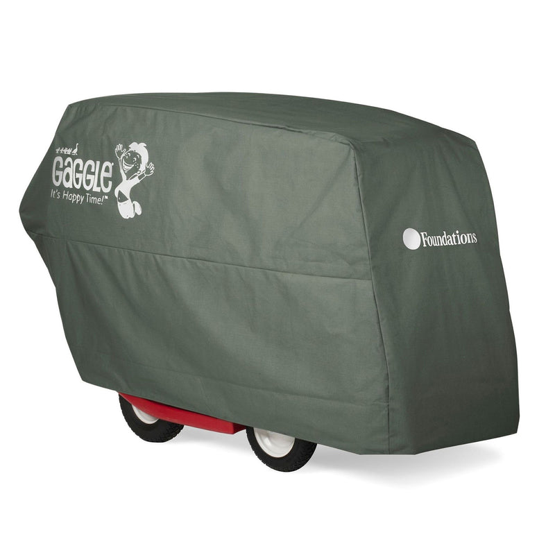 Gaggle Parade 6 Weatherproof Graphite Buggy Stroller Cover by Foundations