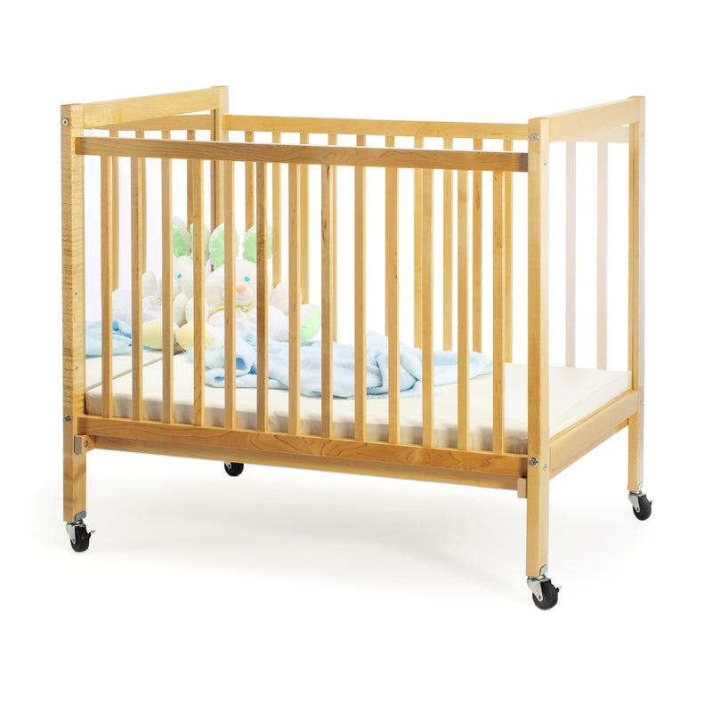 Whitney Brothers I-See-Me Infant Crib with Mattress