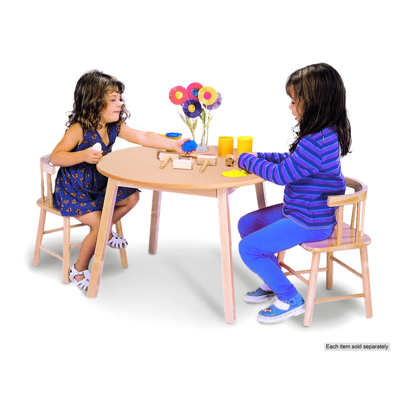 Whitney Brothers Round Childrens Table