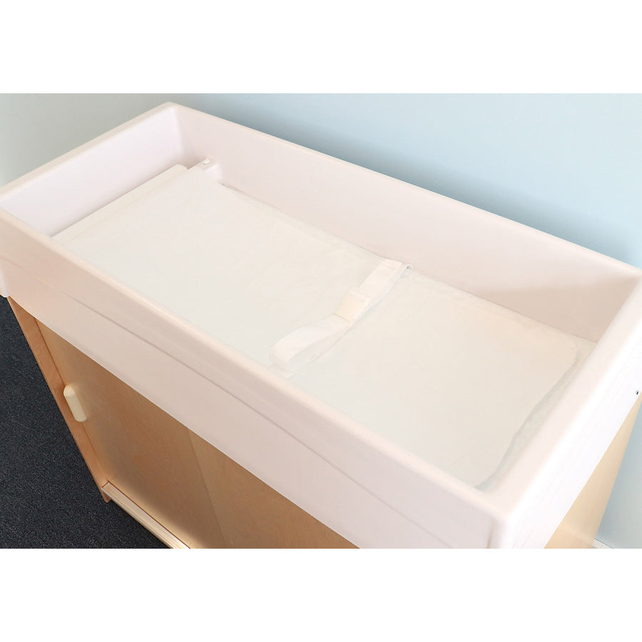 Whitney Brothers Changing Table Durable Molded Top