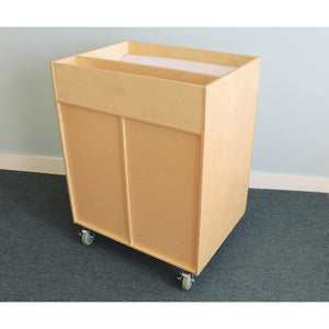Whitney Brothers Easy Access Changing Cabinet