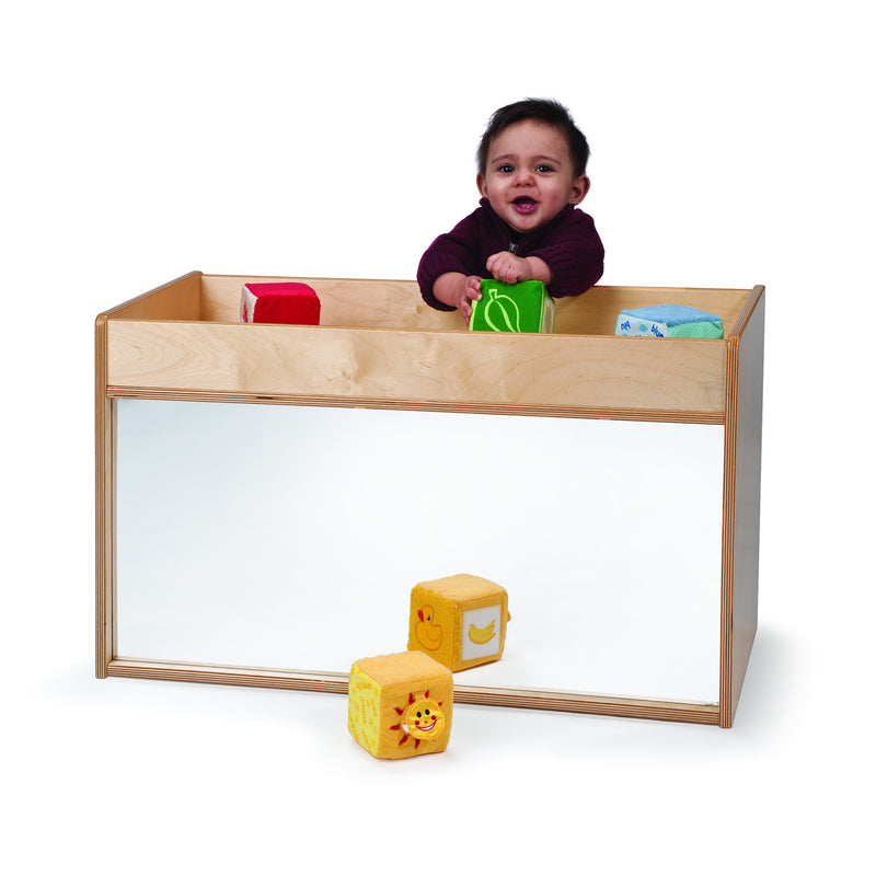 Whitney Brothers I-See-Me Toddler Mirrored Cabinet