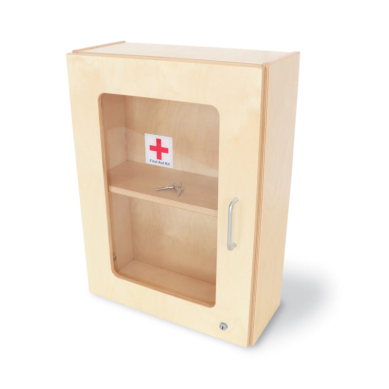 Whitney Brothers Medicine or First Aid Wall Mount Cabinet