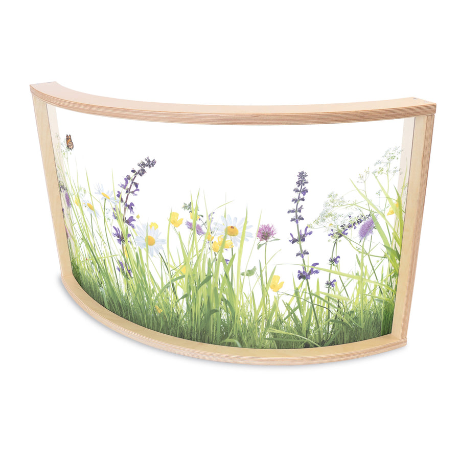Whitney Brothers Nature View Curved Divider Panel