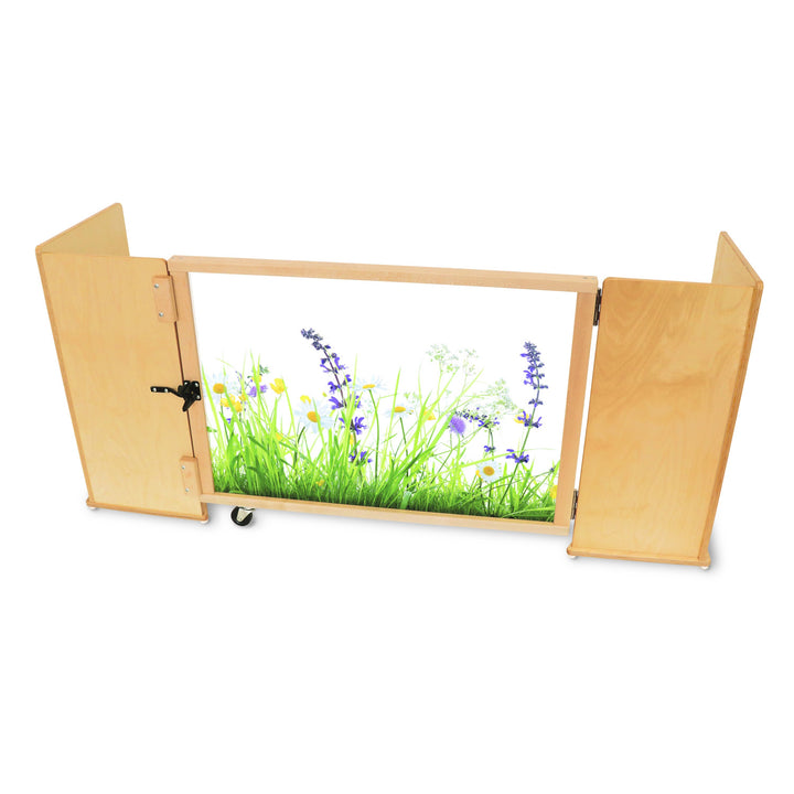 Whitney Brothers Nature View Room Divider Gate
