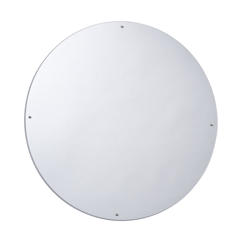 Whitney Brothers Round Mirror