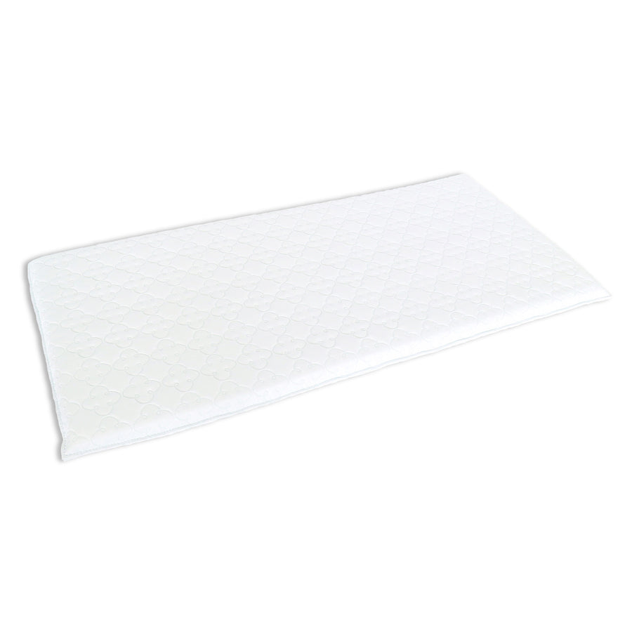 Whitney Brothers White Contoured Changing Pad 30X16X4