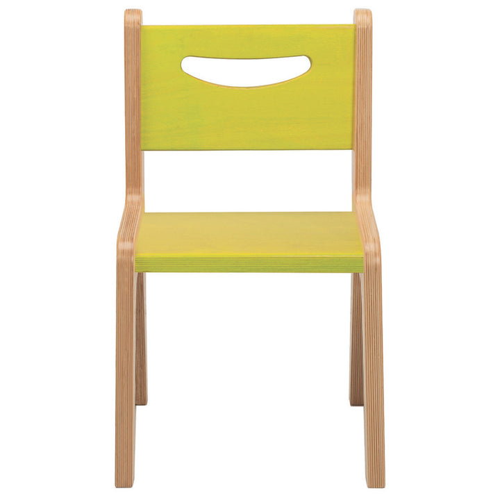 Whitney Plus 12H Green Chair