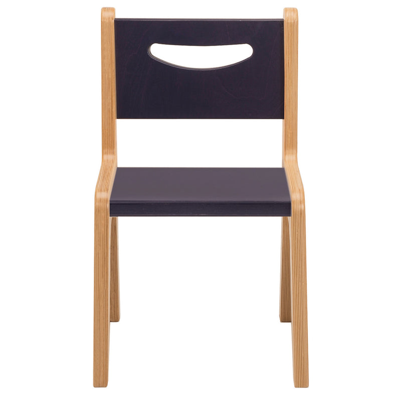 Whitney Plus 12H Scandinavian Blue Chair