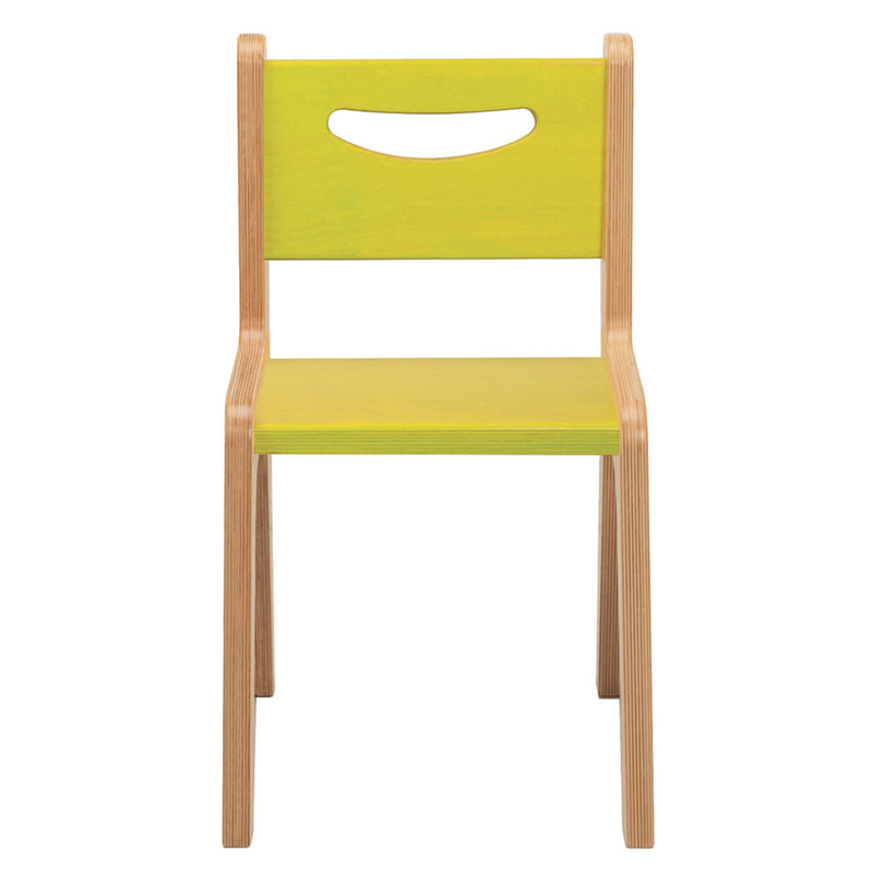 Whitney Plus 14H Green Chair
