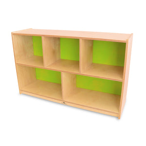 Whitney Plus Cabinet - Green