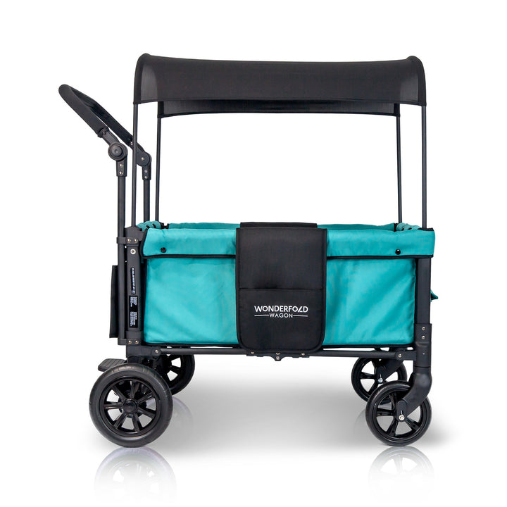 Wonderfold W1 Multifunctional Double Stroller Wagon - 2 Seater