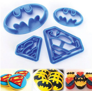 Batman & Superman Set