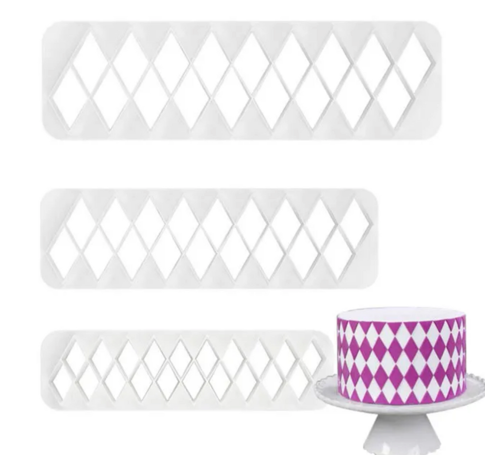 Diamond Pattern Set