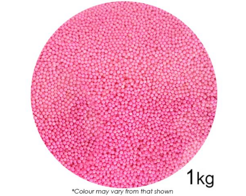 Load image into Gallery viewer, 1kg Pastel Pink Sugar Balls