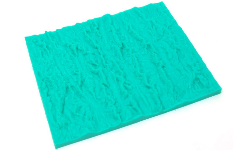 Tree Bark Silicone Mould
