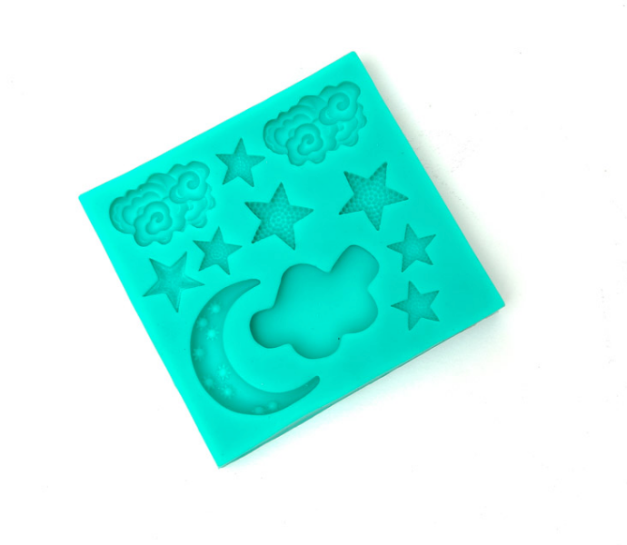 Night Sky Silicone Mould