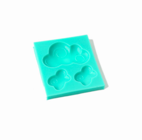 Load image into Gallery viewer, Clouds Silicone Mould