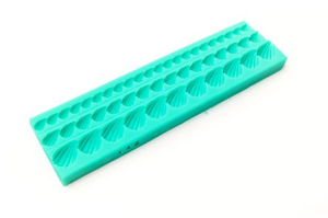 Icing Shell Border Silicone Mould
