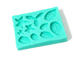 Fern Leaves Silicone Mould