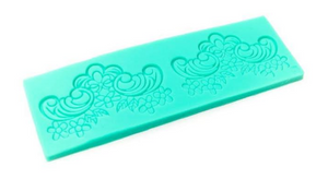 Embroidered Lace Mould