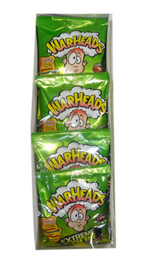 Load image into Gallery viewer, Warheads Extreme Sour Candy