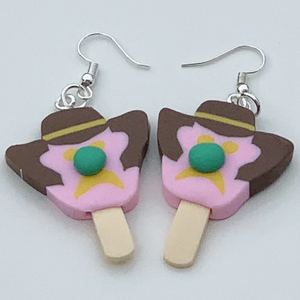 Ice Cream Bill Earrings