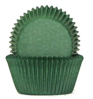 Load image into Gallery viewer, #1 Dark Green Baking Cups