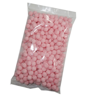 Fizzoes 1kg Bag - Pink