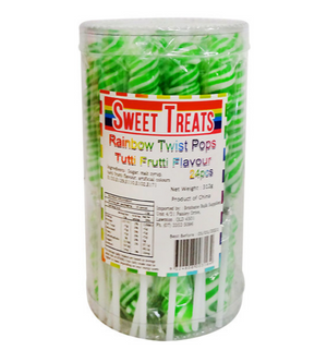 Twist Pops - Green