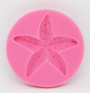 Large Star Fish Mould