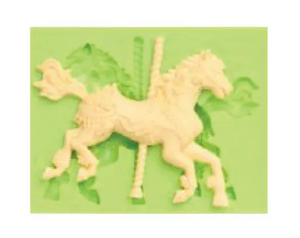 Merry Go Round Pony Mould
