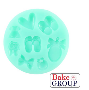 Baby Girl Mould