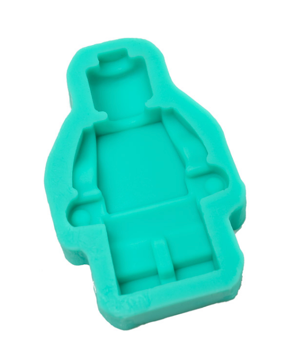 Load image into Gallery viewer, Large Lego Man Mould
