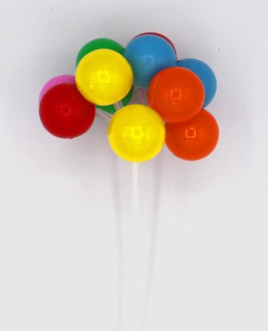 Mini Balloons on Stick