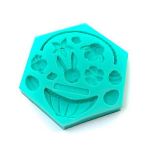 Easter Elements Silicone Mould