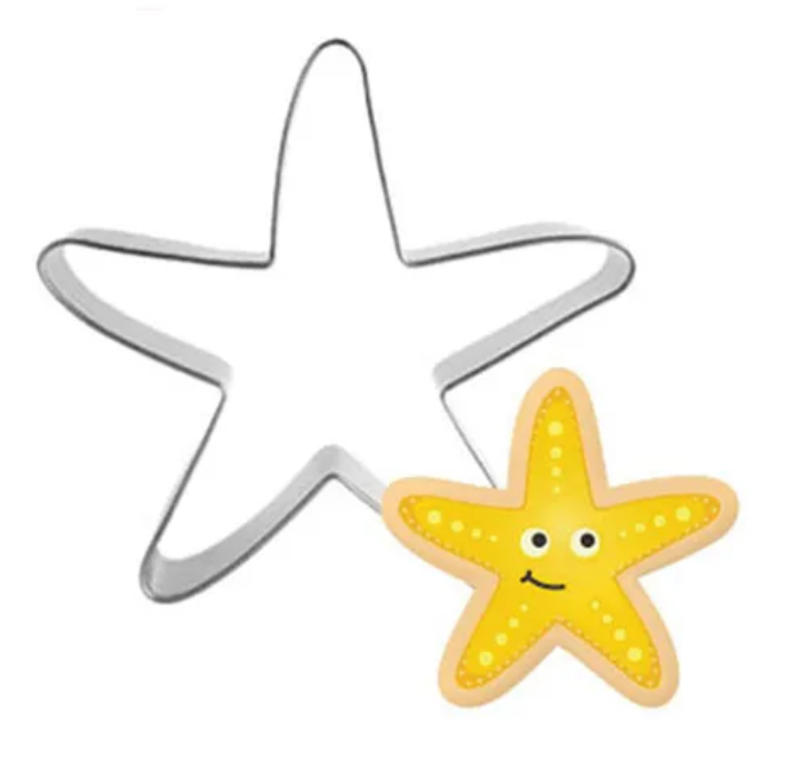 Load image into Gallery viewer, Starfish Cutter