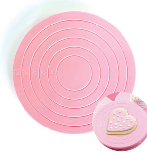 Mini Spinning Cookie Turntable - 5.5 Inch