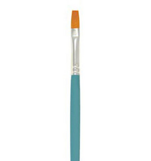 Single Paint Brush - Aqua