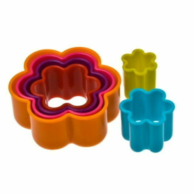 Rainbow Cookie Cutter Set - Different Shapes Available